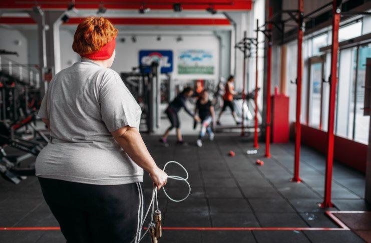 Obesitas (verwante en min of meer synonieme termen zijn overgewicht, zwaarlijvigheid, vetzucht, corpulentie, dikheid, en adipositas) is een medische aandoening waarbij zich zoveel lichaamsvet heeft opgehoopt dat dit een negatief effect kan hebben op de gezondheid.